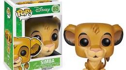 Simba Funko Pop! Vinyl Figure (The Lion King)