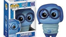 Sadness Funko Pop! Vinyl Figure (Inside Out)
