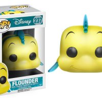 Flounder Funko Pop! Vinyl Figure (The Little Mermaid)
