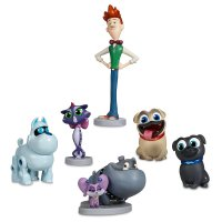 Puppy Dog Pals Action Figure Set (6 piece)