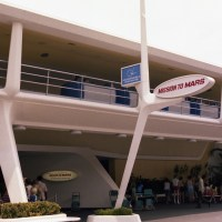 Mission to Mars | Extinct Disney World Attractions