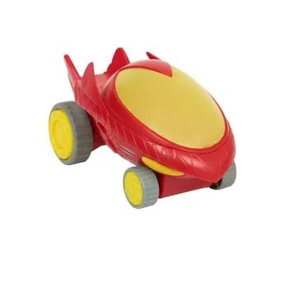 PJ Masks Nighttime Adventures Rev-N-Rumbler Owl Glider Vehicle
