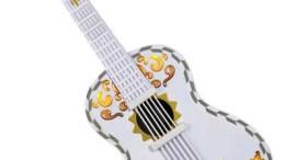 Disney Pixar Coco Guitar toy – White