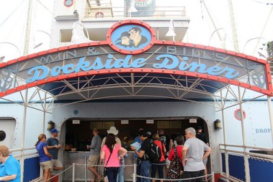 Min and Bill's Dockside Diner (Disney World)
