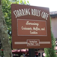 Starring Rolls Cafe (Disney World) | Extinct Disney World