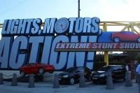Lights Motors Action! Extreme Stunt Show | Extinct Disney World Attractions