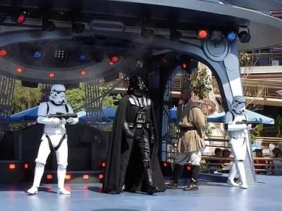 Jedi Training Academy (Disney World)