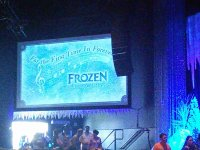 For the First Time in Forever A Frozen Sing-Along Celebration (Disney World)