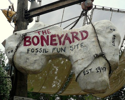 Boneyard (Disney World Attraction)