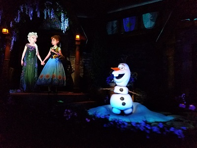 Frozen Ever After (Disney World Ride)