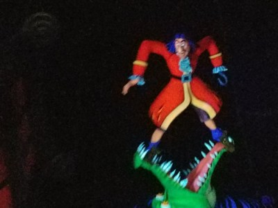 Peter Pan's Flight (Disney World Ride)