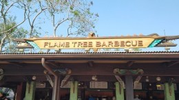 Flame Tree Barbecue (Disney World)