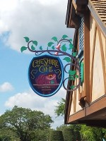 Cheshire Café Restaurant (Disney World)