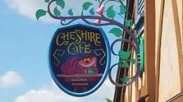 Cheshire Café (Disney World)