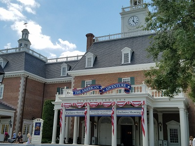 The American Adventure (Disney World Show)