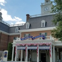 The American Adventure (Disney World)
