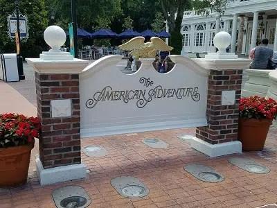 The American Adventure (Disney World Show)