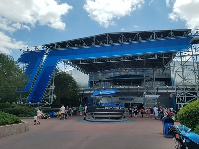 Test Track (Disney World Ride)