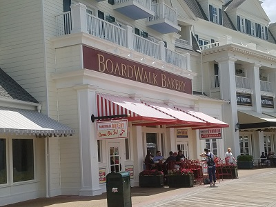 Boardwalk Bakery (Disney World)