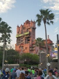 The Twilight Zone Tower of Terror (Disney World Ride)