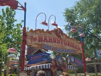 The Barnstormer (Disney World Ride)