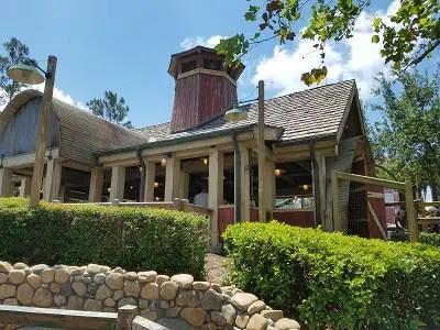 The Barnstormer (Disney World)