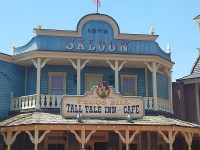Pecos Bill Tall Tale Inn and Cafe (Disney World)