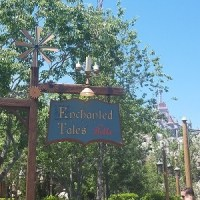 Enchanted Tales with Belle (Disney World)