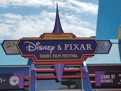 Disney & Pixar Short Film Festival (Disney World Show)