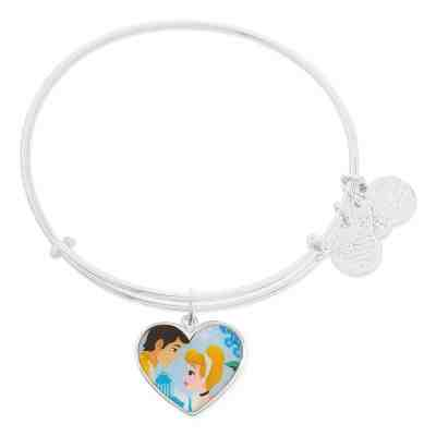 Cinderella and Prince Charming Valentine's Day Alex and Ani Bangle