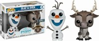 Disney Frozen - Olaf and Sven Funko Pop!
