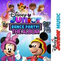 Disney Junior Music Dance Party! The Album