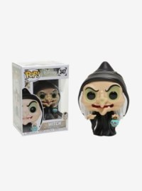 Disney Snow White And The Seven Dwarfs Witch Vinyl Figure Funko Pop!