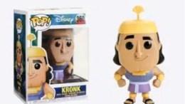 Disney The Emperor's New Groove Kronk Vinyl Figure Funko Pop!