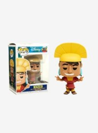Disney The Emperor's New Groove Kuzco Vinyl Figure Funko Pop!