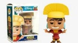 Disney The Emperor's New Groove Kuzco Vinyl Figure Funko Pop!