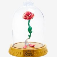 Funko Disney Beauty And The Beast Pop! Enchanted Rose Vinyl Collectible