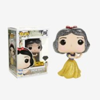 Funko Disney Diamond Collection Snow White And The Seven Dwarfs Pop! Snow White Vinyl Figure
