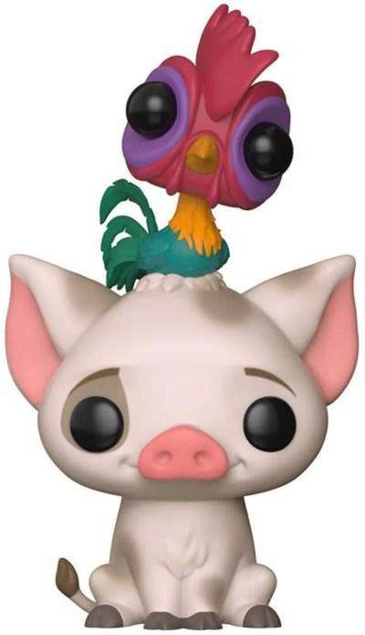 Funko Pop Disney: Moana Pua Hei