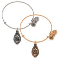 Haunted Mansion Logo Alex and Ani Bangle