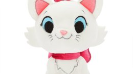 Marie Plush - Disney's Furrytale Friends