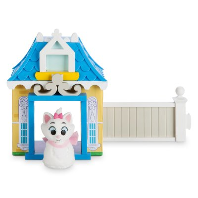 Marie Starter Home Playset – Disney Furrytale Friends