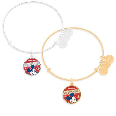 Mickey Mouse Banner Alex and Ani Bangle