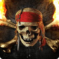 Pirates of the Caribbean: Tides of War Mobile Game