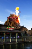 Rainforest Cafe – Lava Lounge