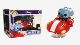 Rides Disney Lilo & Stitch The Red One Vinyl Figure Funko Pop!