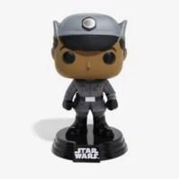 Star Wars: The Last Jedi Finn in Imperial Disguise Vinyl Bobble-Head Funko Pop!