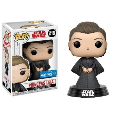 Star Wars: The Last Jedi – General Leia Funko Pop!