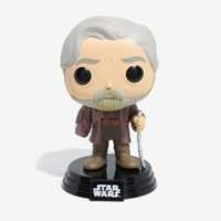 Star Wars: The Last Jedi Luke Skywalker Vinyl Bobble-Head Funko Pop!