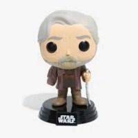 Star Wars: The Last Jedi Luke Skywalker Vinyl Bobble-Head Funko Pop!